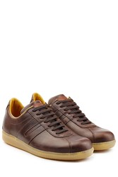 Ludwig Reiter Leather Sneakers Brown