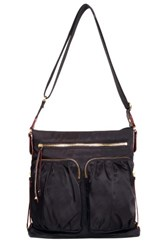 M Z Wallace Mz 'Mia' Bedford Nylon Crossbody Bag