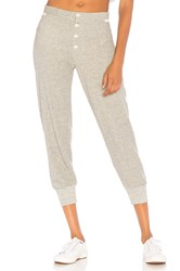 The Great Cabin Sweatpant Gray