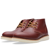 Red Wing Shoes Red Wing 3139 Heritage Work Chukka Copper Worksmith