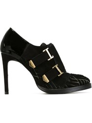 Preen By Thornton Bregazzi 'Gordon' Booties Black
