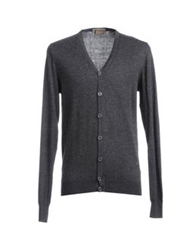 Roy Rogers Roy Roger's Cardigans Steel Grey