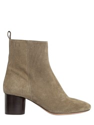 Isabel Marant Etoile 60Mm Deyissa Suede Boots