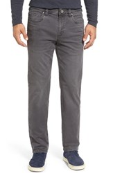 Tommy Bahama Men's 'Santiago' Washed Twill Pants Fog Grey