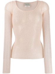 Forte Forte Knit Jumper Neutrals