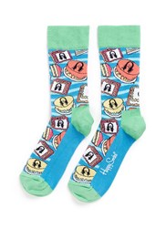 Happy Socks X Steve Aoki Cake Multi Colour