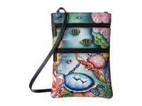 Anuschka 448 Ocean Treasures Cross Body Handbags Multi