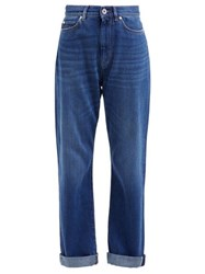 Weekend Max Mara Fiordo Jeans Dark Blue