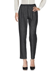 Carlo Contrada Casual Pants Steel Grey