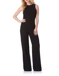 Sam Edelman Angelina Cutout Jumpsuit Black