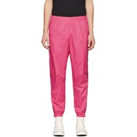 Opening Ceremony Ssense Exclusive Pink Logo Track Pants
