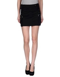 Cristinaeffe Mini Skirts Black
