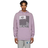 Filling Pieces Purple Real Beauty Hoodie
