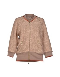 Devotion Cardigans Light Brown