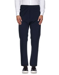 Mauro Grifoni Trousers Casual Trousers Men Dark Blue