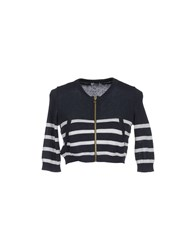 Moschino Cheap And Chic Moschino Cheapandchic Knitwear Cardigans Women Dark Blue