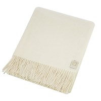 Zoeppritz Since 1828 Imagine Cashmere Blanket 130X180cm Off White