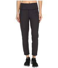 Lucy Strong Is Beautiful Pant Black Tonal Stripe Women's Casual Pants