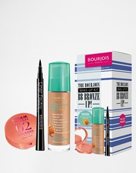 Bourjois Bb Bronze Up Set Save 32 Multi