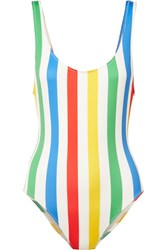 Solid And Striped The Anne Marie Swimsuit Red Gbp