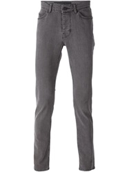 Surface To Air Skinny Jeans Grey