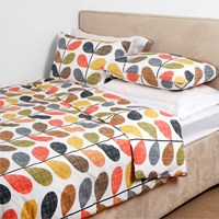 Orla Kiely Scribble Stem Print Duvet Cover Super King