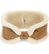 Ugg Shearling Headband Chestnut