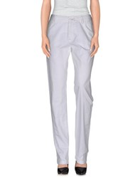 Ganesh Trousers Casual Trousers Women White