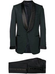 Tom Ford Two Piece Suit Black