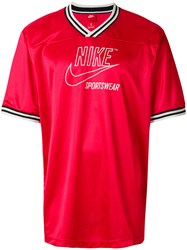 Nike Embroidered Logo T