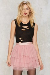 Nasty Gal Tulle Box Tutu Skirt