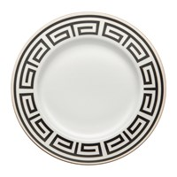 Richard Ginori 1735 Labirinto Nero Dinner Plate