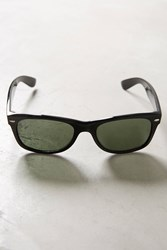 Anthropologie Ray Ban New Wayfarer Sunglasses Black