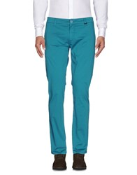 Liu Jo Man Casual Pants Deep Jade