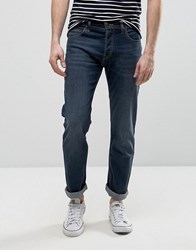 Lee Powell Low Slim Fit Jeans In Wave Signal Blue