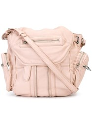 Alexander Wang Mini 'Marti' Backpack Pink Purple