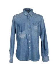 Consumers Guide Denim Shirts Blue