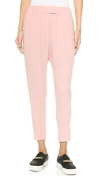 Camilla And Marc Mourning Dove Slouchy Pants Dusty Pink