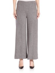 Creatures Of The Wind Wool Flannel Pants Heather Grey