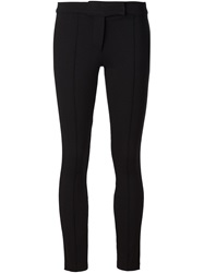 Getting Back To Square One Stretch Skinny Trousers Black