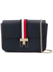 Tommy Hilfiger Shoulder Bag Blue