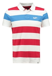 Your Turn Polo Shirt Red White