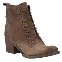John Lewis Harper Suede Ankle Boots Taupe