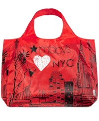 Macy's Reusable Bag Only At Red
