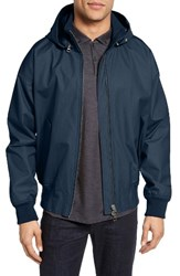 Stutterheim Men's Kalmar Coated Cotton Bomber Jacket