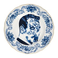 Rosenthal Cilla Marea Wall Plate Pattern 6