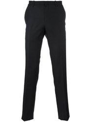 Wooyoungmi Slim Fit Trousers Black