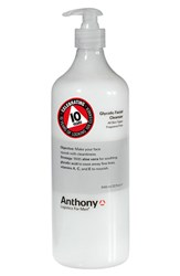 Anthony Logistics For Men Tm Glycolic Facial Cleanser With Dispensing Pump