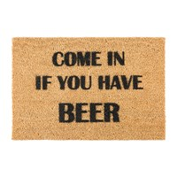 Artsy Doormats Beer Door Mat