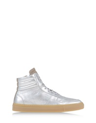 National Standard Sneakers Silver